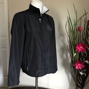 Ralph Lauren Active Women Black Lightweight Jacket